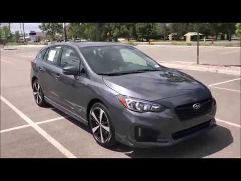 2018 Subaru Impreza Sport Review