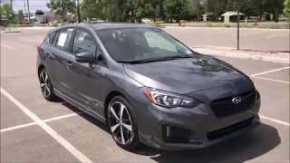 2018 Subaru Impreza Sport Review