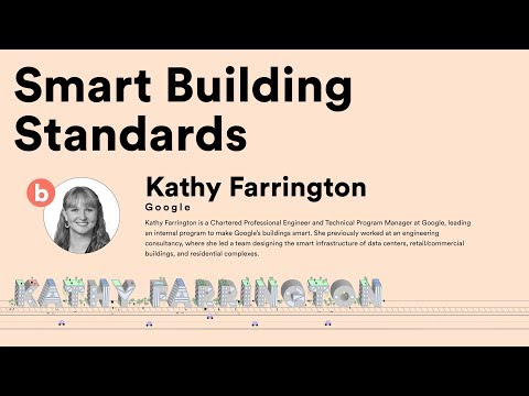 Towards a Standard for Smart Buildings