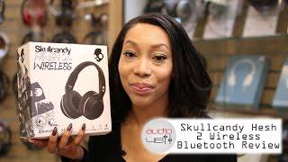 Skullcandy Hesh 2 Wireless Bluetooth Review 2016