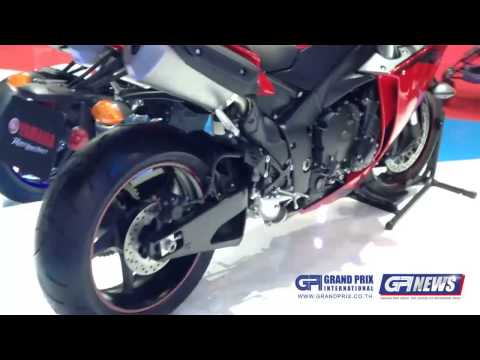 Walkaround New ! Yamaha YZF-R1 , 2014 - The 35th Bangkok Motor Show 2014