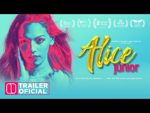 Alice Júnior | Trailer Oficial | Já Disponível nas Plataformas