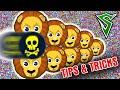 Cannonsplit, Vanishsplit, Double Tricksplit - Agar.io Tricks   Agario Gameplay