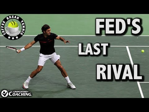 Federer's GOAT shot, NYtimes RoofGate Controversy & Fed's LAST Great Rival | Coffee Break Tennis