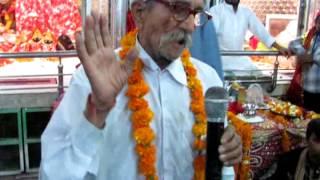 Shri Durga Mandir Rajpura Shri Durga Ashtami Jagran by Ravi Kanchan Jagran Pariwar File No. 3