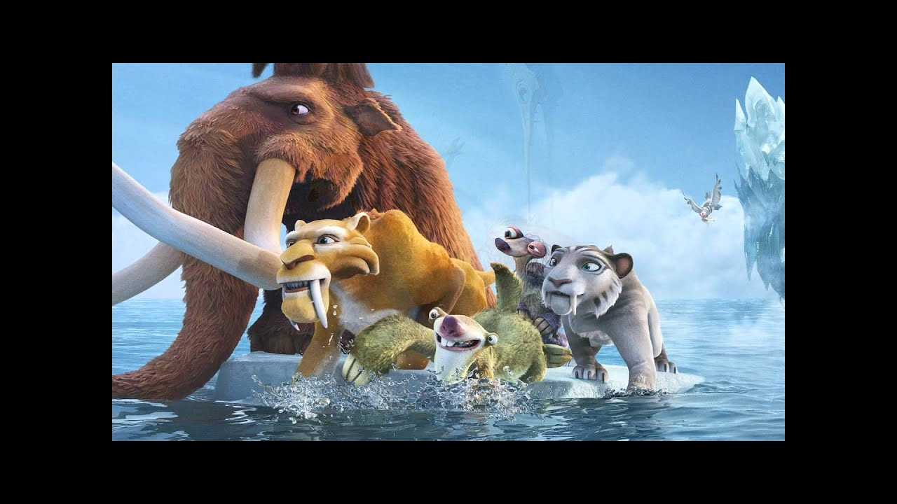 Ice Age 4 Characters Peaches