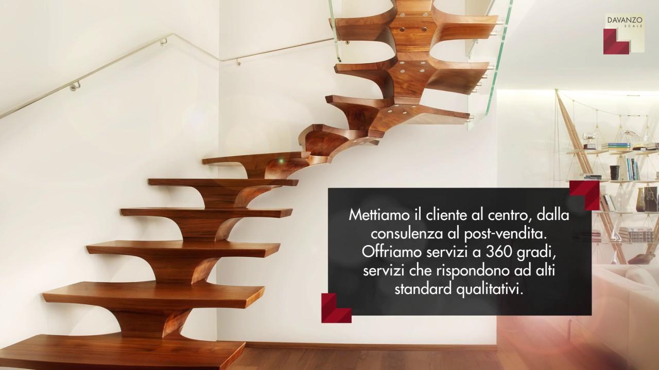 Davanzo scale scale per interni dal design elegante youtube - Scale eleganti per interni ...