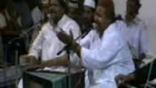 More nain tare bin tarase 1 by Saeed Sabri qawal party