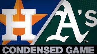 Condensed Game: HOU@OAK - 4/17/19