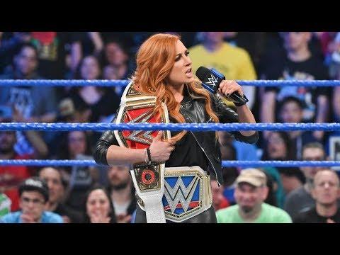 WINC Podcast (4/9): WWE SmackDown Review With Matt Morgan, RAW Ratings, Sasha Banks, Dasha Fuentes