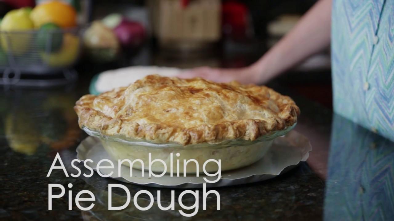 How To Make Basic Pie Dough