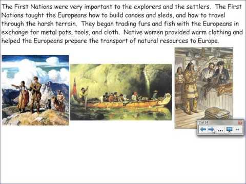 Grade 7 History Lesson # 1