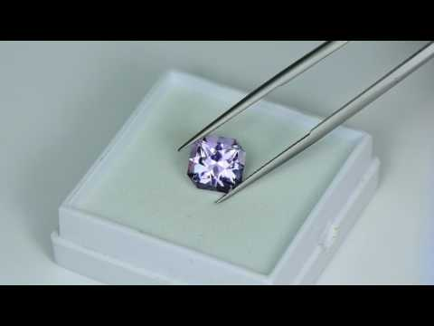 2.95ct Rose de France Amethyst