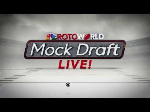 ROTOWORLD NFL FANTASY FOOTBALL 2018 MOCK DRAFT