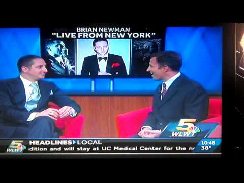 Brian Newman on Cincinnati WLWT News 5 on 4/4/15