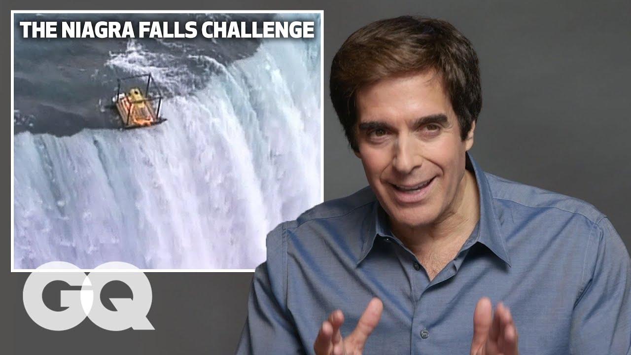 Дејвид Коперфилд ги објаснува неговите најпознати магионичарски трикови
