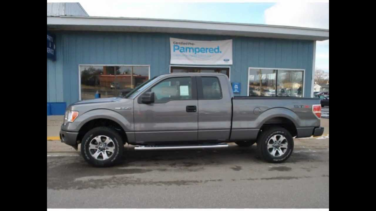 2013 ford f 150 stx sterling gray metallic youtube. Black Bedroom Furniture Sets. Home Design Ideas
