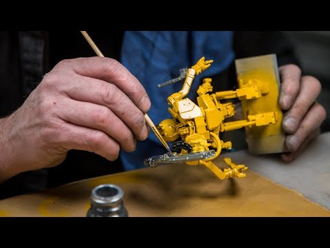 Adam Savage\'s One Day Builds: Kit-Bashing a Robot!