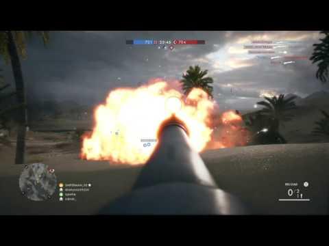 Battlefield 1: FLYING MOTORBIKES