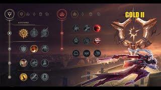 League of legends - Новые Руны: Люциан!/New Runes: Lucian #2