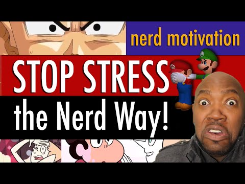 Dragon Ball Z Can Help Your Stress and Anxiety?   Motivational Video