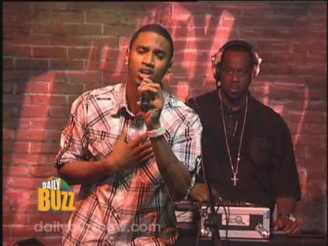 Trey Songz  Cant Help But Wait The Daily Buzz