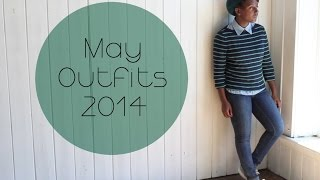 May Outfits 2014 Thumbnail