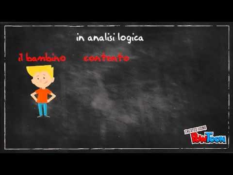 Analisi grammaticale e logica al voloиз YouTube · Длительность: 3 мин31 с