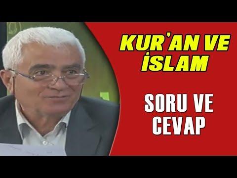 Kur'an ve İslam - Hakkı YILMAZ & Mehmet Ali OĞUZ - 23.03.2018 - KRT TV