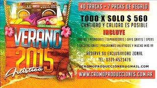 Demo Artistica Verano 2015 y Fiestas Vestimenta Para Radios y Programas