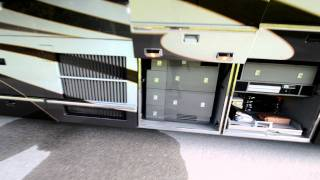 2005 Liberty H3-45 Prevost Conversion double slides