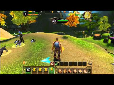 Order And Chaos Online - Short Gameplay