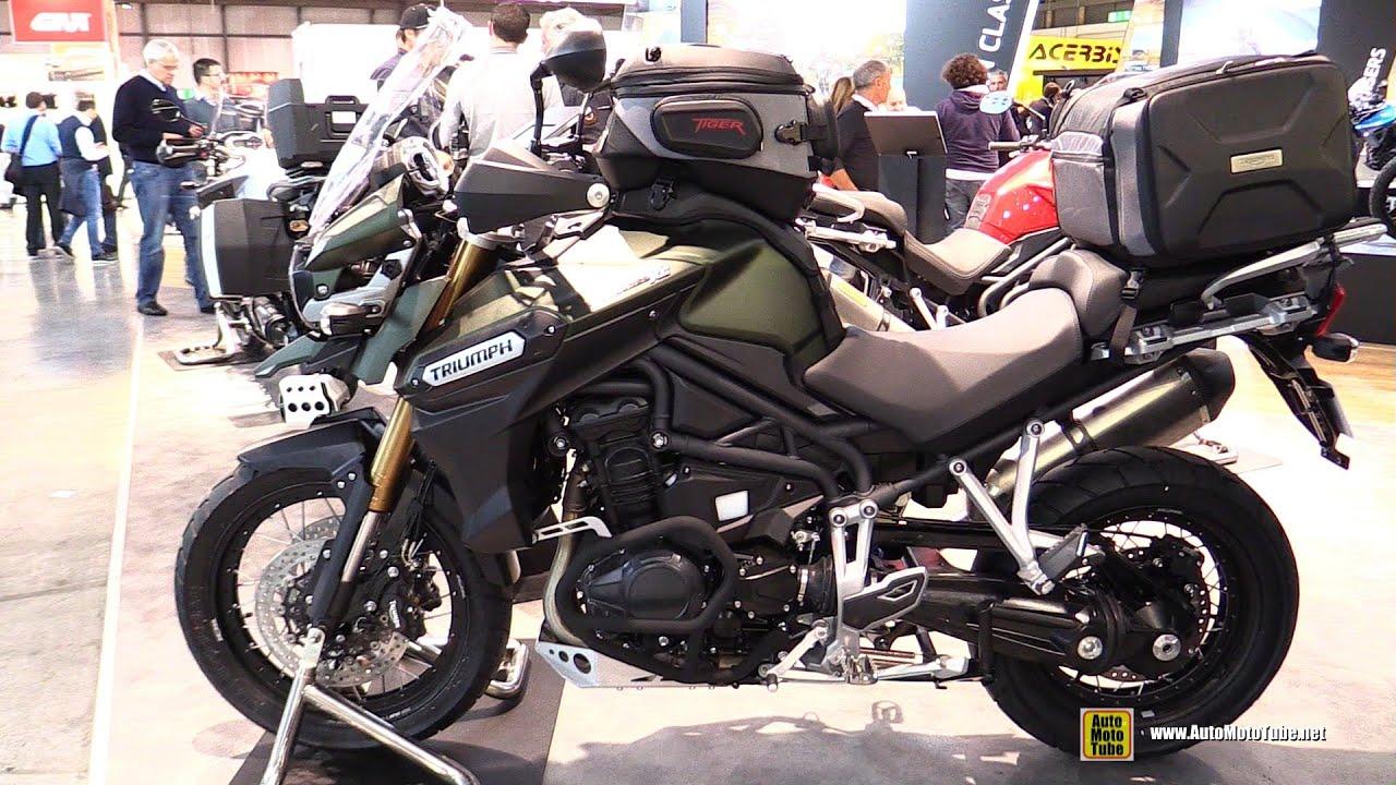 2015 triumph tiger explorer xc se walkaround 2014 eicma milan motorcycle exhibition youtube. Black Bedroom Furniture Sets. Home Design Ideas