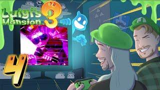 Spöken på dass! - Luigi's Mansion 3 på svenska