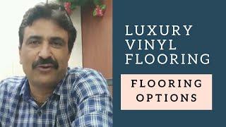 Flooring Option Pvc Luxury Vinyl Tile Planks - Hindi