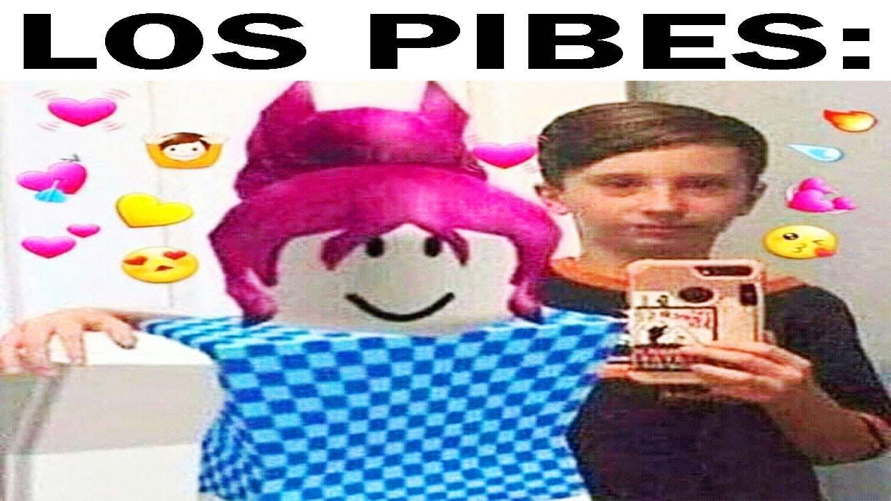 LOS PIBES vs LAS PIBAS (tik tok) #9