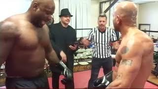 Razor Rizzotti at Ultimate Punching 6 Man Tournament COMBAT SPORTS Gut Punching 28min TV pilot