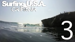 Surfing USA: CALIFORNIA [Part 3] - LuzuVlogs