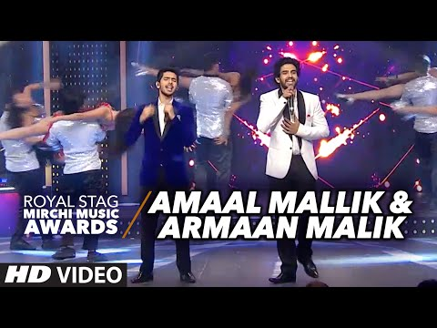 Download Lagu  Amaal Mallik & Armaan Malik Creates Magic On The Stage #RSMMA 2016 Mp3 Free