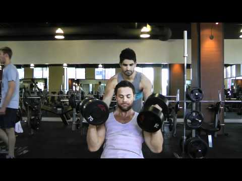 Dwight Howards Strong Sexy Shoulders Workout Youtube