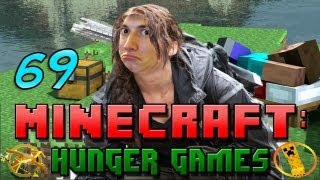 Minecraft: Hunger Games w/Mitch! Game 69 - Battle Bacca!