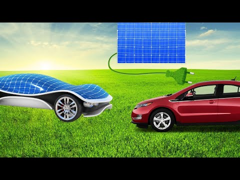 RV Solar Powered Electric Car - Ultimate RV Solar System ☀ 🚗