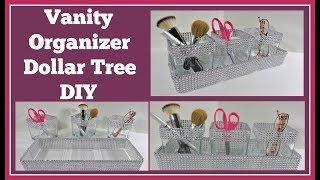Vanity Organizer💖 Dollar Tree DIY