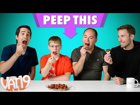 Peep This: Carolina Reaper Powder with Crude Brothers | Ep. #8