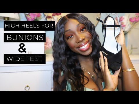 Calla Shoes Review Comfortable Heels For Bunions & Wide Feet
