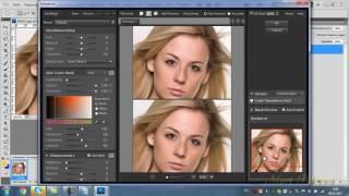 Установка и работа плагина  Imagenomic Portraiture в фотошопе