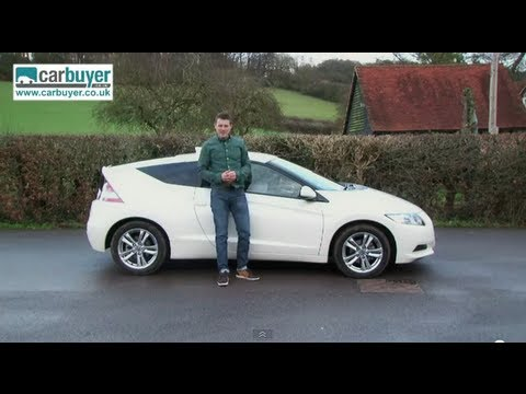 Honda CR Z coupe review CarBuyer
