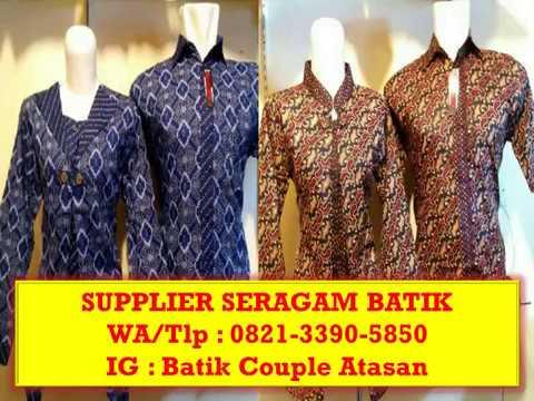 Baju Batik Di Bandung Telp Wa 0821 3390 5850 Seragam Batik Sinoman