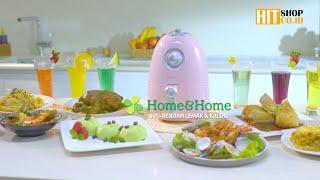 ✔ cod | kurir ojol garansi 3 bulan beli sekarang yuk~ click here : https://www.tokopedia.com/hitshopindonesia/home-home-air-fryer-alat-goreng-memasak-t...