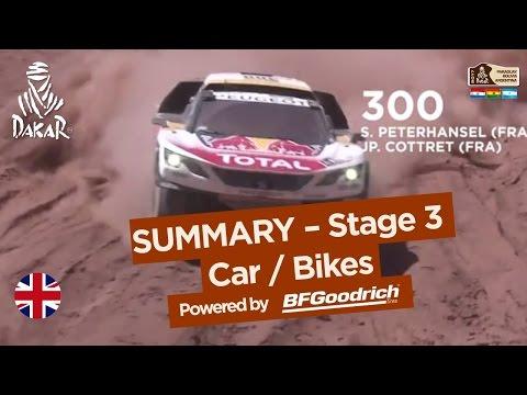 Dakar 2017 - odc 3